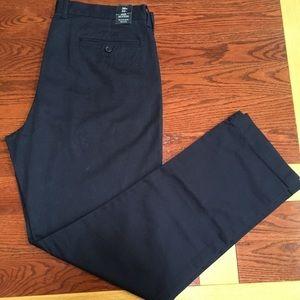 J. Crew Sutton Slim Chino Pants 38x32